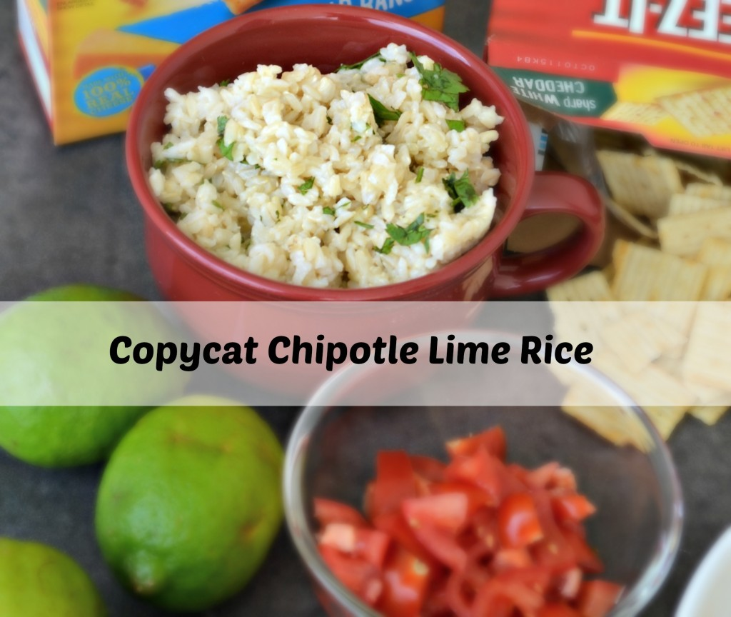 Copycat Chipotle® Cilantro-Lime Brown Rice Recipe
