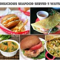 5 Delicious Seafood Recipes that are perfect for dinner! #SoFab