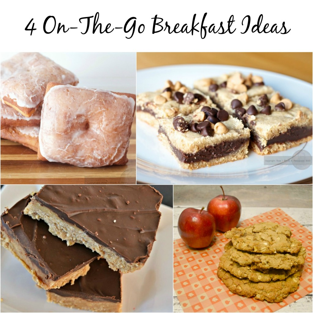 Enjoy a delicious on-the-go breakfast