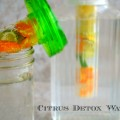 Citrus Detox Fat Flush Water #SoFab