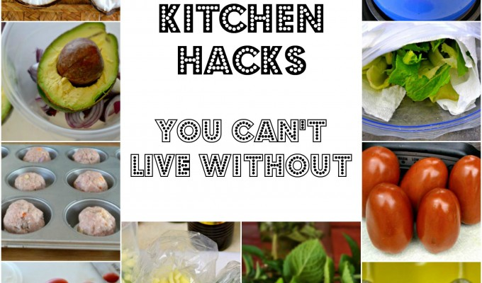 10 Genius Kitchen Hacks You Can't Live Without