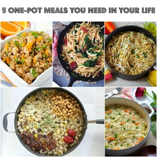 5 One-Pot Meals Perfect for Busy Weeknights