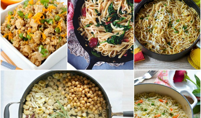 What the Yum? 5 One-Pot Meals You Must Try!