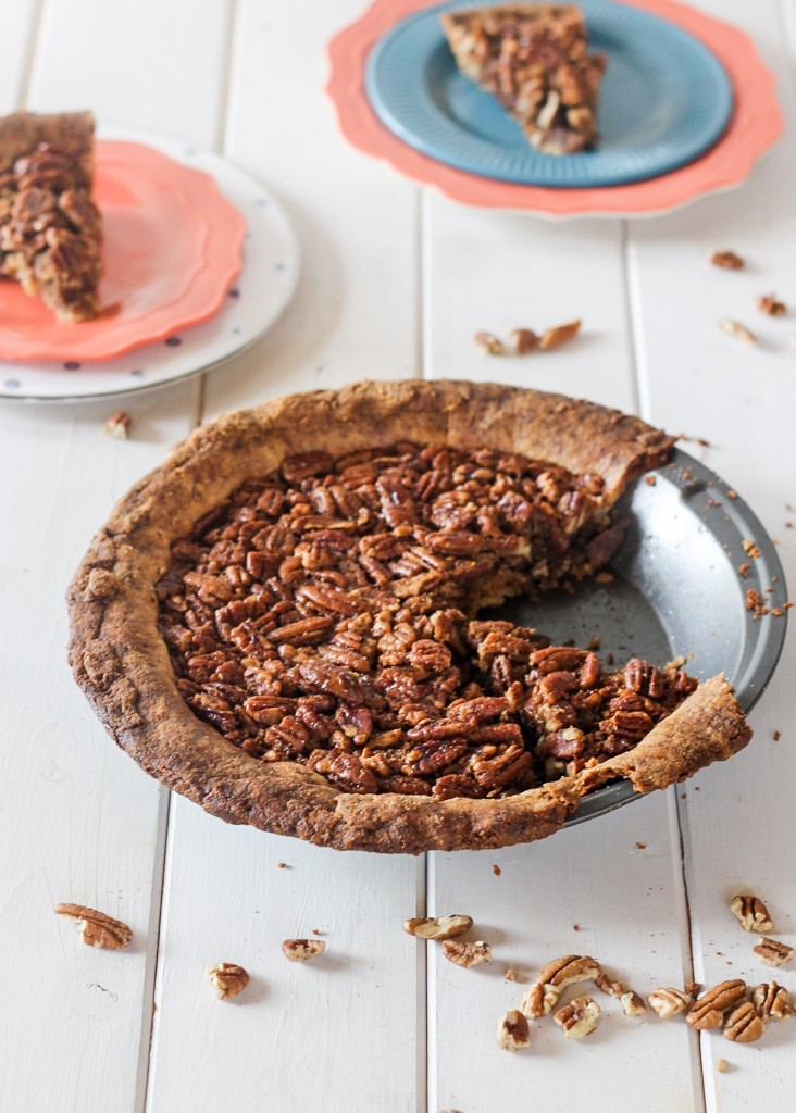 Paleo Pecan Pie Recipe