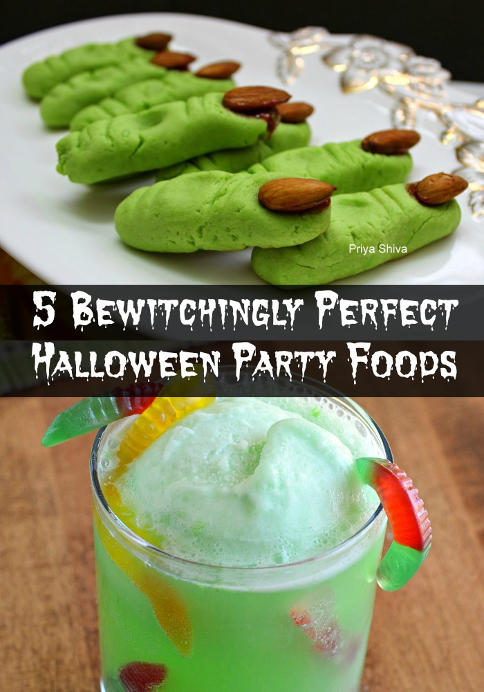 The 5 Best Witch Themed Halloween Party Foods