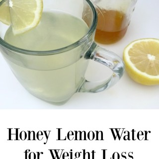 Honey Lemon Water for Weight Loss