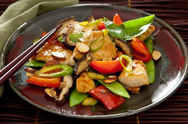 5 basic recipes chicken stir fry