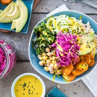 5 Healthy Macro Bowl Recipes