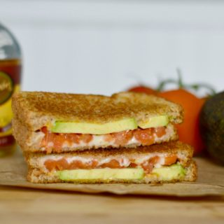 5 Gourmet Grilled Cheese Sandwiches