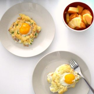 Cloud Eggs: A Low-Carb Breakfast