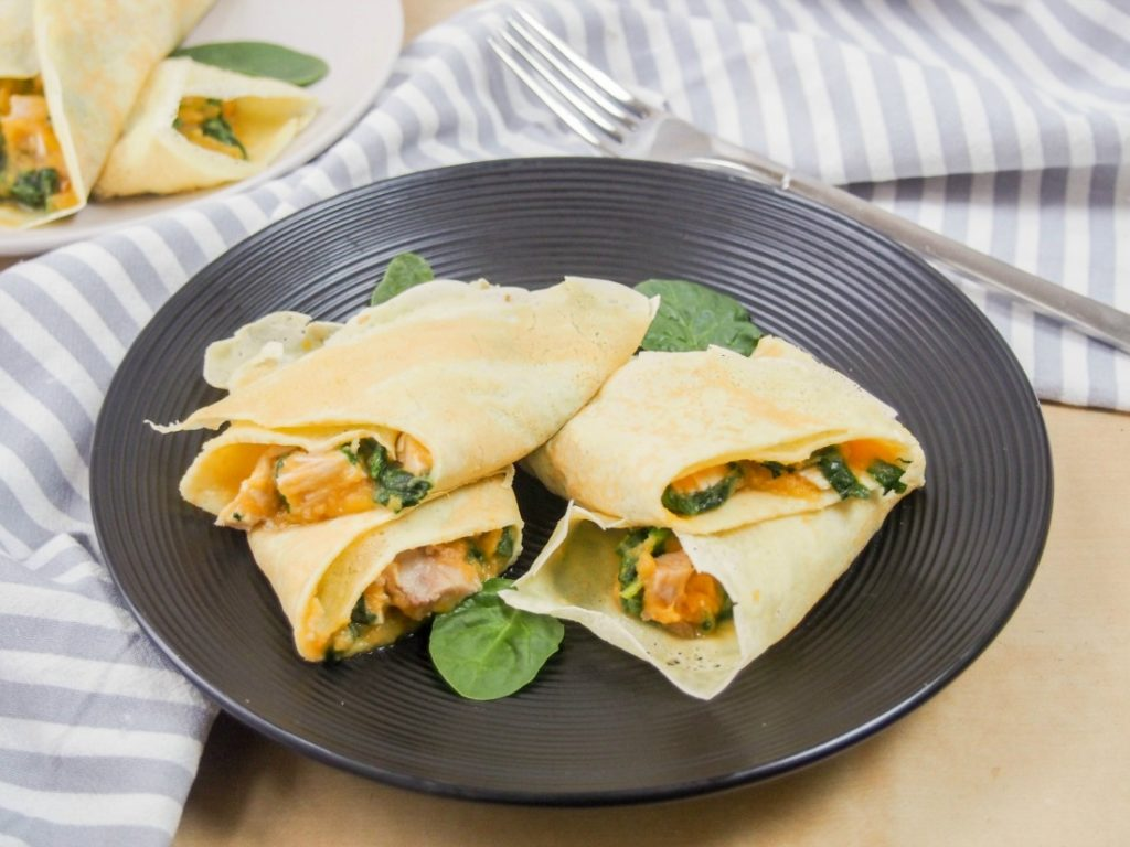 This weekend you need to elevate your morning meal with four Sunday Brunch Crepes Recipes full of sweet and savory fillings.