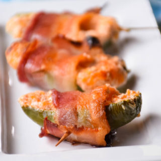 Spicy Jalapeño Party Foods and Drinks