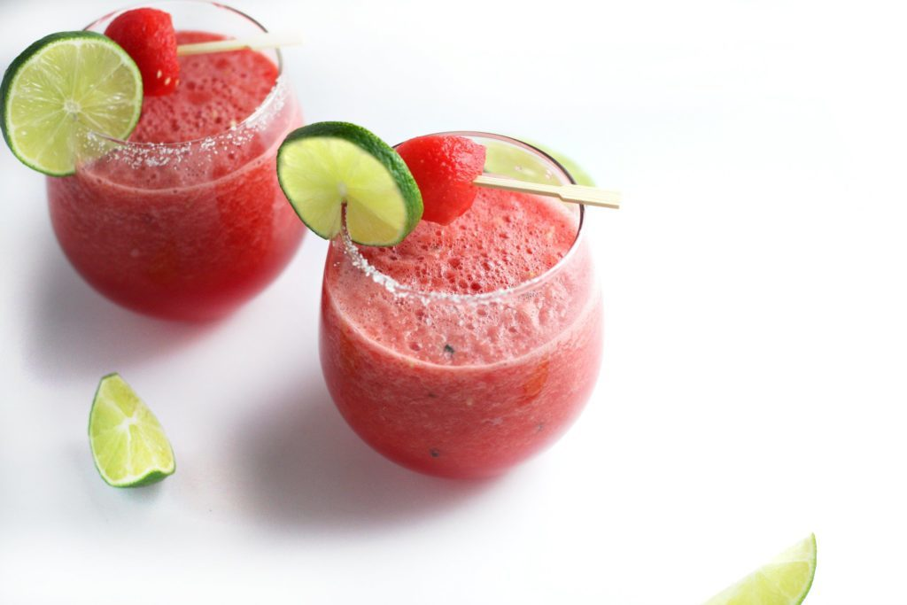 These five Refreshing Watermelon Drink Recipes are the seasonal drinks you need to serve when you are relaxing poolside with friends.